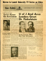 Vol. 2, No. 1, News-Bulletin of the University of Judaism, 1963