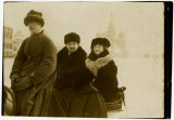 Bessie Beatty and Kalenin in Moscow