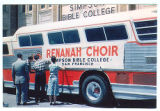 Renanah Choir Bus Tour